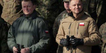 Коронавирус, выборы и военные игры польской военно-политической элиты