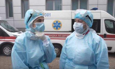 Коронавирус на Украине: рост числа заразившихся и новые погибшие
