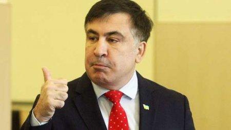 «Реформатор»Саакашвили выступил за мир с Россией и пришёл в Раду с перевёр ...