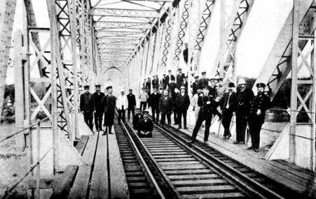 История Екатерининской железной дороги Новороссии (ФОТО)