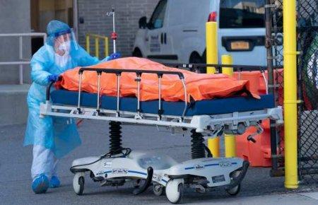 В США число заражённых коронавирусом превысило миллион