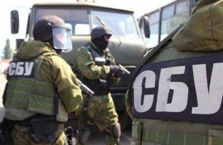 В СБУ отчитались о задержании «боевиков, которые взорвали шесть мостов» (ФОТО)