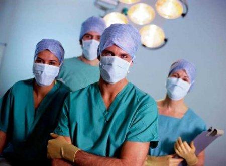 В Киеве врачи одной из больниц устроили забастовку (+ФОТО, ВИДЕО)