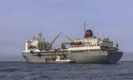 Взрыв накрупнейшем плавзаводе вРФ,есть погибший (ФОТО, ВИДЕО)