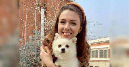 Украинка с собачкой из Уханя добралась на «родину» спустя три месяца