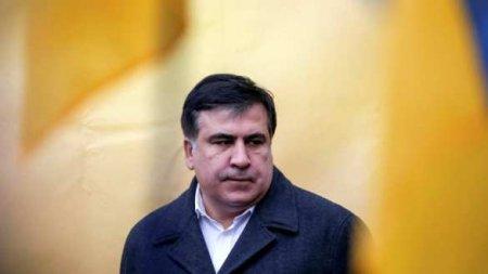 Саакашвили сравнил Украину с ребёнком в песочнице