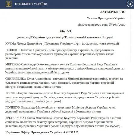 Зеленский перетряхивает команду переговорщиков в Минском формате — чего ожидать?
