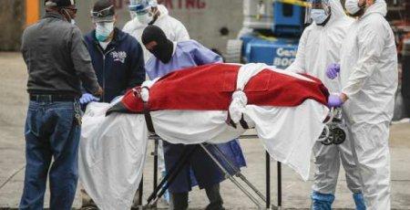 Британия обошла Италию по количеству смертей от коронавируса и заняла второ ...