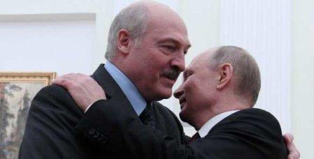 Лукашенко неожиданно запретил поцелуи (ВИДЕО)