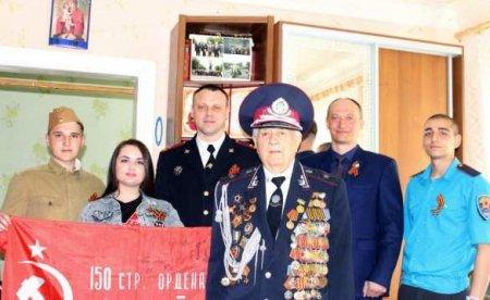 Выдающийся ветеран ЛНР — генерал Горшколепов (ФОТО)