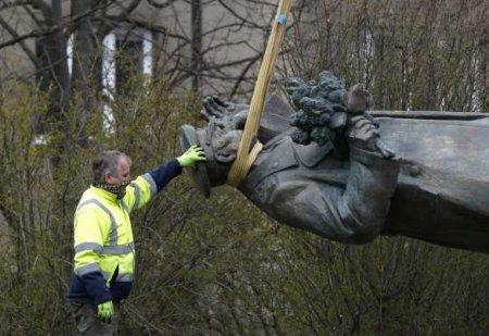 Минобороны Чехии сделало заявление о передаче России памятника Коневу