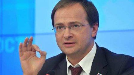 Мединский отреагировал на слова немецких журналистов о «советских оккупантах»