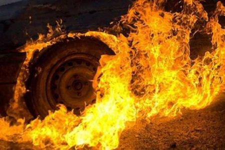 Новые потери: на Донбассе рядом сместом гибели комбата карателей подорвался военный грузовикс «ВСУшниками» (ФОТО, ВИДЕО)