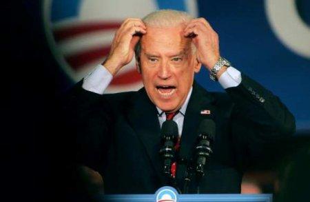 Скандал: Байден заявил негру, чтототнеможет называть себя чёрным, если п ...