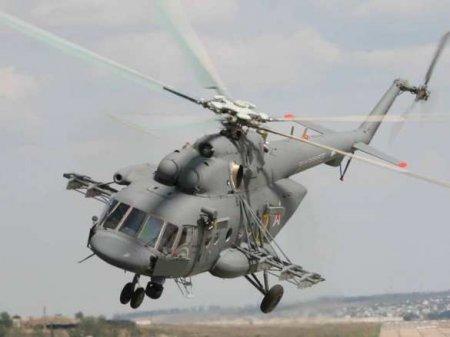 Военный Ми-8 совершил жёсткую посадку, есть погибшие (+ФОТО, ВИДЕО)