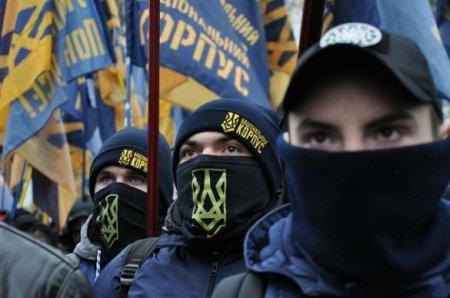 Обыски и аресты: В Киеве задержаны боевики «Нацкорпуса»