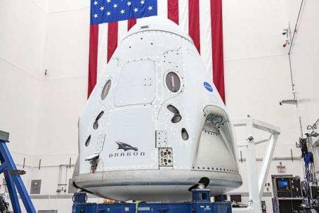 Запуск космического корабля SpaceX с астронавтами на МКС снова переносится, ...