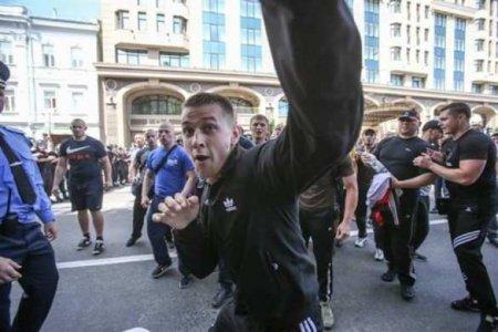 Заезжие «титушки» на«черном майдане»: участники беспорядков в Миннеаполисе ...