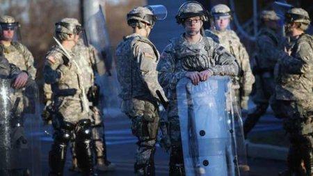 Майдан в США: в Миннесоте впервые полностью мобилизовали Нацгвардию