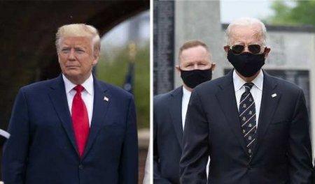 Байден vs Трамп: уникальный промежуточный итог противостояния в президентск ...
