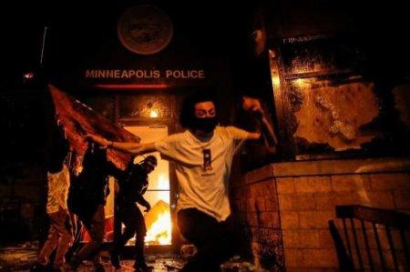 В Миннесоте в связи с «чёрным майданом» проверят деятельность полицейских за 10 лет