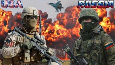 СРОЧНО: 20 против 200 — российские военные блокировали большую колонну армии США и заставили её отступить (ФОТО, ВИДЕО)