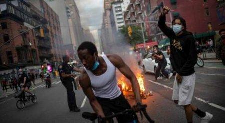 Генпрокурор США заявил об иностранном вмешательстве в «чёрный Майдан»