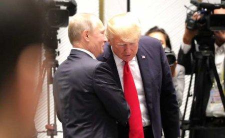 Это здравый смысл: Трамп объяснил, зачем ему Путин в «большой семерке»
