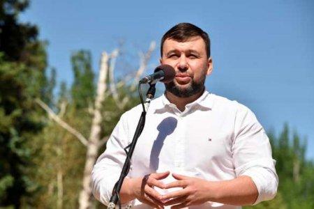 «Русские несдаются»: Денис Пушилин принял участие влитературной гостиной, посвящённой Днюрусского языка (ФОТО, ВИДЕО)