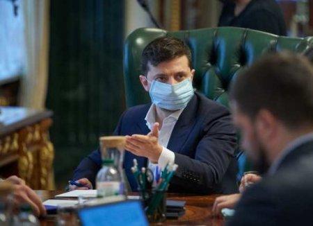 «Все умрут от вируса»: как Зеленский решил заразиться COVID-19 (ВИДЕО)