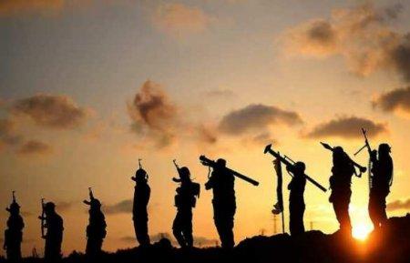 «Асайиш» — бичСШАнавостоке Сирии (ФОТО)