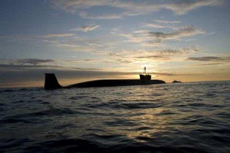 Атомная подлодка «Князь Владимир» вошла всостав ВМФРоссии (ВИДЕО)