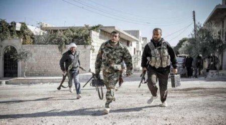 Вожидании новой бойни в Сирии: враг подтягивает большие силы к фронту