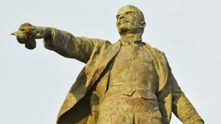 В Германии торжественно откроют памятник Ленину как символу борьбы с расизм ...