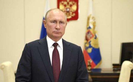 «Другое ощущение времени», — Путин осложном периоде вжизни россиян