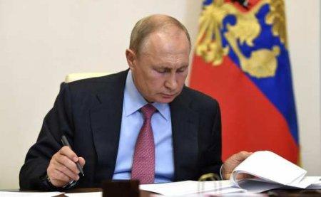 В Кремле объяснили отставание часов Путина во время обращения к россиянам (ВИДЕО)