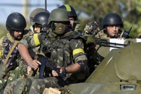 Убегая от своих, пьяные «ВСУшники» выехали на блокпост Армии ЛНР