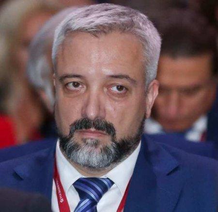 Внук Примакова назначен на важный пост (ДОКУМЕНТ)