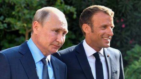 Путин и Макрон обсудили опасный для США план