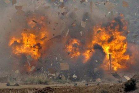 Взрыв и пожар в Тегеране, погибли более 10 человек