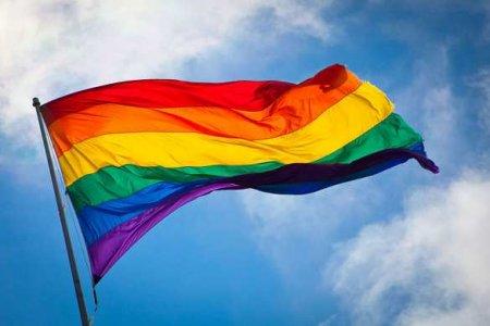 Россия сильно ответила американским содомитам за флаг ЛГБТ в Москве (ВИДЕО)