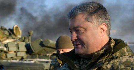 Порошенко заявил, что гордится приказом бомбить Донбасс (ВИДЕО)