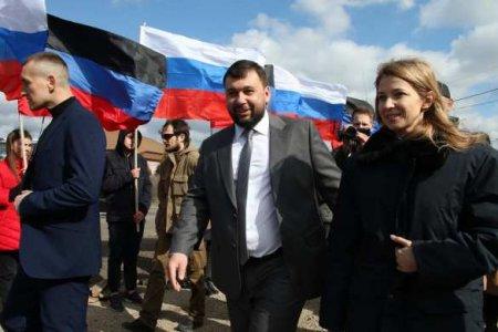 Глава ДНРвысказался о воссоединении Республики сУкраиной
