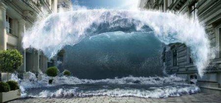 Страшное наводнение вЯпонии, множество погибших (ВИДЕО)