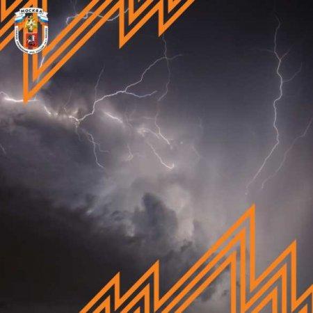 СРОЧНО: На Москву и Киев надвигается опасный ураган — экстренное предупреждение (ВИДЕО)