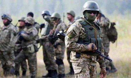 Армия ЛНР уничтожает огневые точки врага, ВСУ выводят иностранных наёмников с Донбасса: сводка