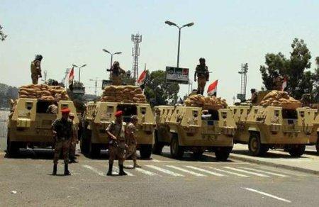 Парламент Египта одобрил военную интервенцию в Ливию