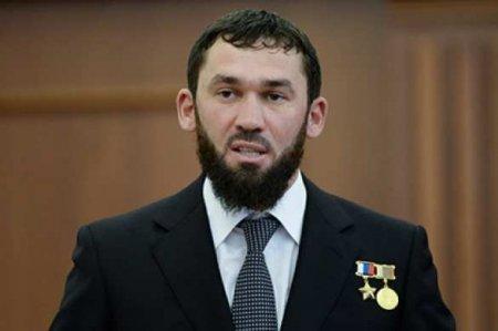 «С высокои колокольни»: В Чечне резко ответили США на санкции против Кадыро ...