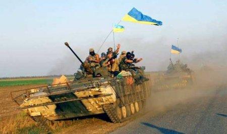 Украинские оккупанты нанесли удар по ЛНР и поплатились