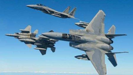 Истребители ВВС США перехватили иранский пассажирский самолёт, есть пострад ...